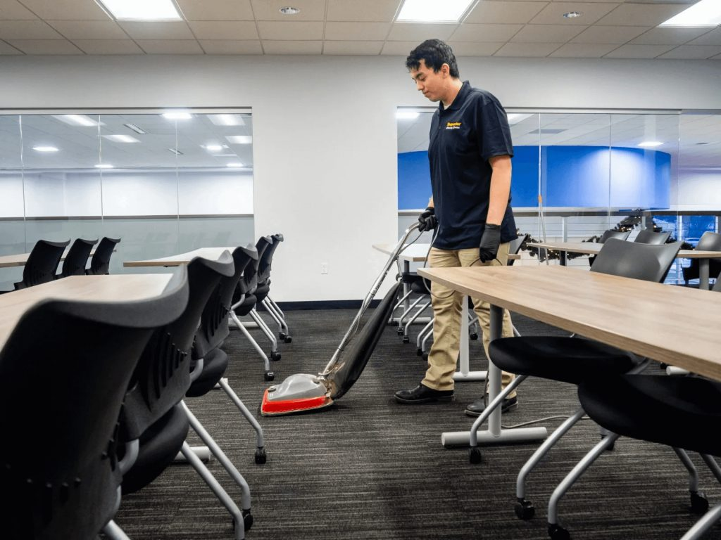 Gerson-Vacuuming-Office-second-angle